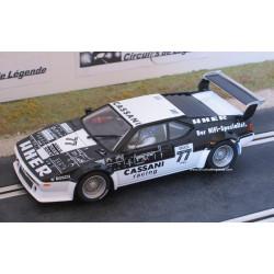 Carrera BMW M1 n° 77