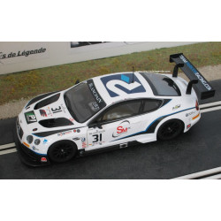 Scalextric BENTLEY Continental GT3 n° 31