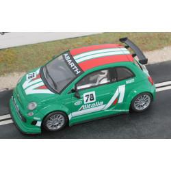 NSR FIAT Abarth 695 Assetto Corse n° 78