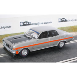 "Scalextric FORD XW GT Falcon 1969 ""Silver fox"""