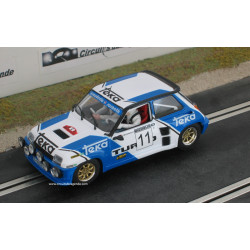 Fly RENAULT 5 TURBO n° 11