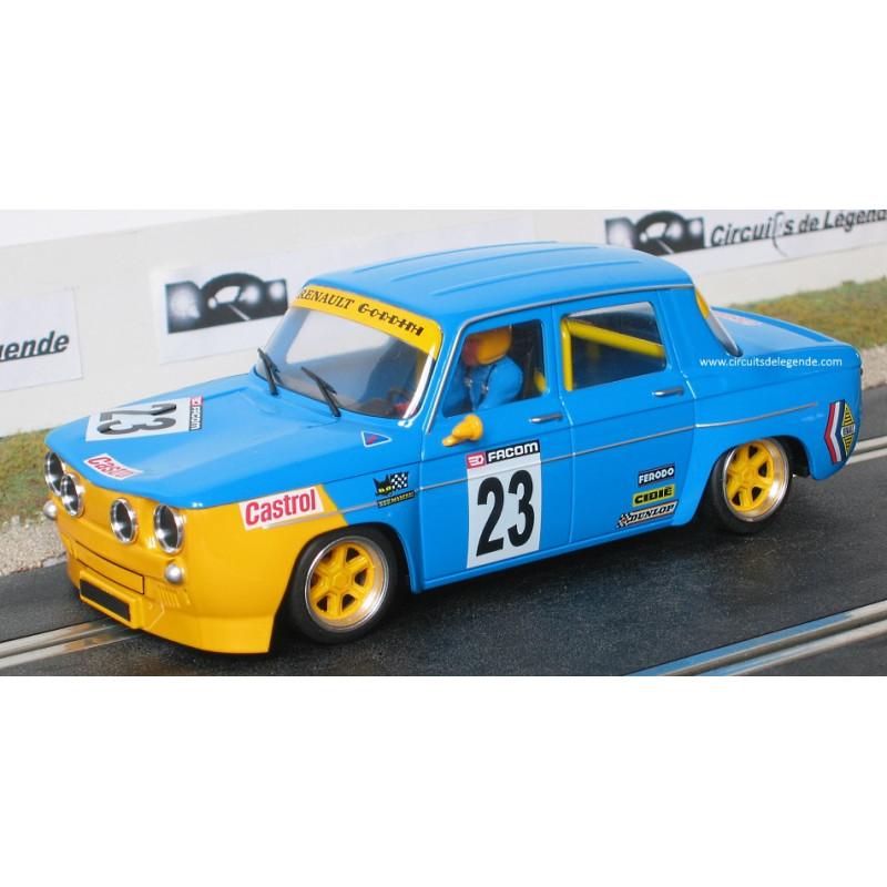 Renault 8 Gordini: 1/24° BRM RENAULT 8 Gordini N°23