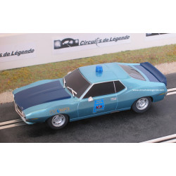 "Scalextric AMC Javelin ""Alabama Police"" 1971"