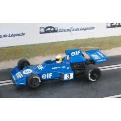 Tyrrell 007-Ford n°3