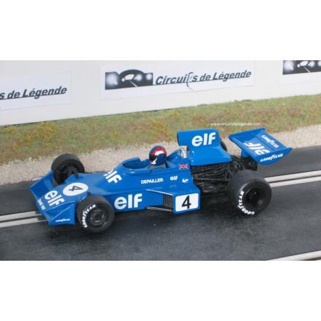 Tyrrell 007-Ford n°4