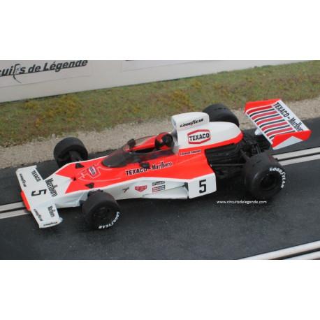 McLAREN M23-Ford n° 5