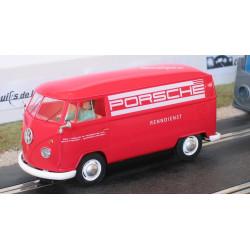 """Scalextric VOLKSWAGEN T1B fourgon """"Porsche"""""""