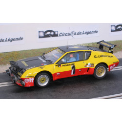 Team Slot ALPINE-Renault A310 n°1