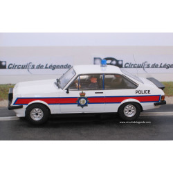 """Team Slot FORD Escort MKII RS2000 """"police car 01"""""""