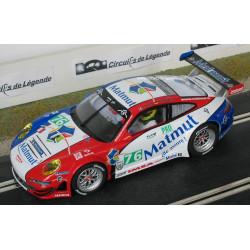 1/24° CARRERA PORSCHE 997 GT3 RSR GTE-PRO n° 76