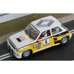 SLOTWINGS/FLY RENAULT 5 Turbo n° 4