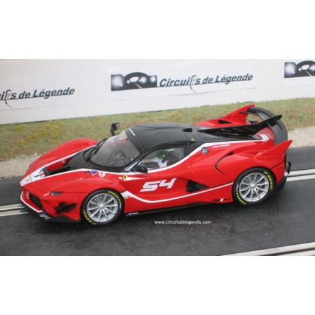 Carrera FERRARI FXX K Evo n°54 digitale