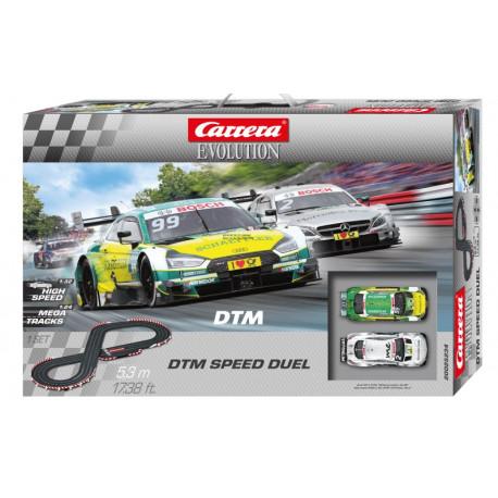 Carrera coffret DTM SPEED DUEL