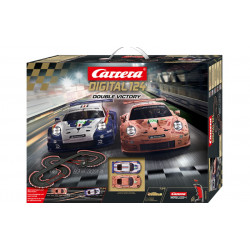 Carrera coffret DOUBLE VICTORY