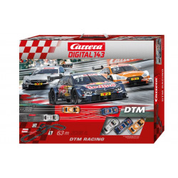 Carrera coffret 143 digital GT DTM RACING
