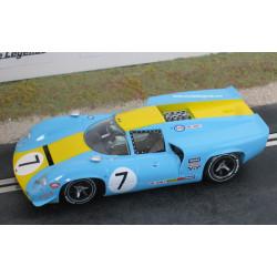 Thunderslot LOLA T70 MK.3 GT-Chevrolet V8 n°7