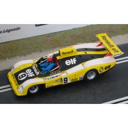 Le Mans Miniatures RENAULT Alpine A 442 n°9