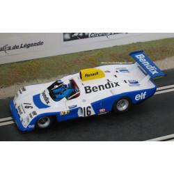 Le Mans Miniatures RENAULT Alpine A 442 n°16