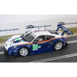 1/24° Carrera PORSCHE 991RSR n°91