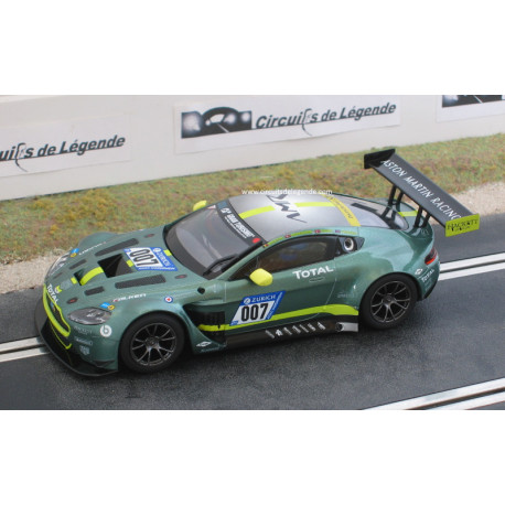 Scalextric ASTON MARTIN V12 Vantage GT3 n°007