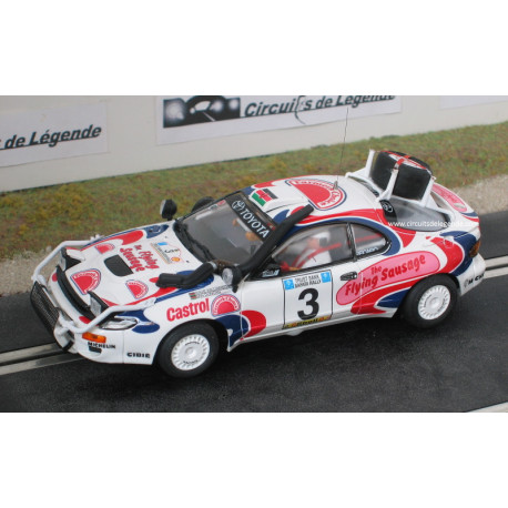 Team Slot TOYOTA Celica n°3