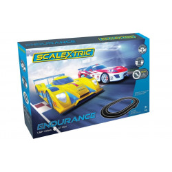 "Scalextric coffret ""ENDURANCE"""