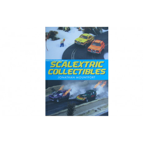 "LIVRE ""SCALEXTRIC COLLECTIBLES"""