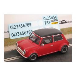 1/24° BRM AUSTIN Mini Cooper rouge