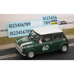 1/24° BRM AUSTIN Mini Cooper verte n°60