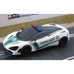"Scalextric McLAREN 720S ""Police"""