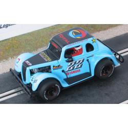 Pioneer Legend Racer Series Ford n°22 bleue