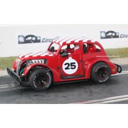 Pioneer Legend Racer Xmas CHEVY n°25 rouge
