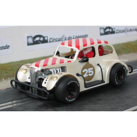 Pioneer Legend Racer Xmas CHEVY n°25 blanc