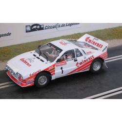 Fly LANCIA 037 n°1 Tour Auto 1983