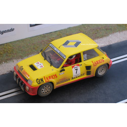 Fly RENAULT 5 turbo n°7 1988