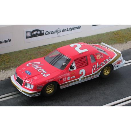 Scalextric FORD Thunderbird NASCAR n°2