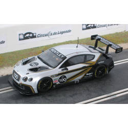"Scalextric BENTLEY Continental GT3 ""100 Years"""
