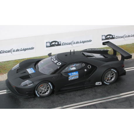 1/24° Carrera FORD GT LM GTE test