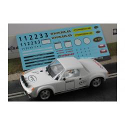 """SRC PORSCHE 914/6 GT """"Chrono Rally 1"""""""