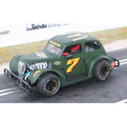 Pioneer Legend Racer Series CHEVY n°7 vert