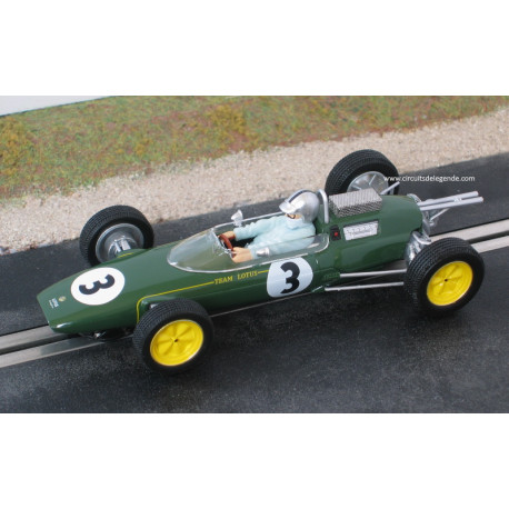 Scalextric LOTUS 25 Climax n°3