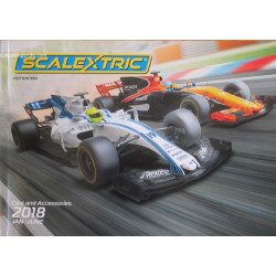 SCALEXTRIC CATALOGUE 2018 - 1° semestre