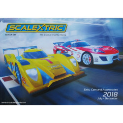 SCALEXTRIC CATALOGUE 2018 - 2° semestre