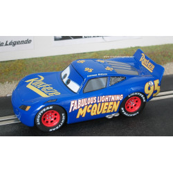"CARRERA Disney / Pixar Cars 3 ""Fabulous Lightning McQueen"""