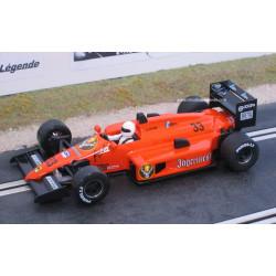 NSR Formule 1 / EUROBRUN ER189 n°33 1989