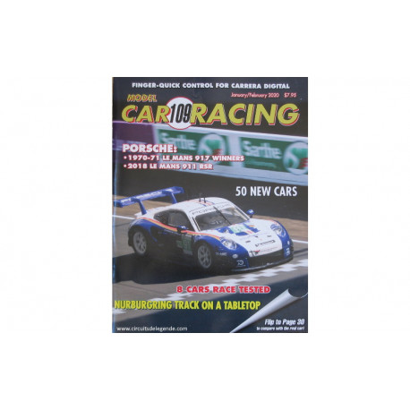 Model Car Racing n°109