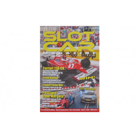 Slot Car Magazine n°51