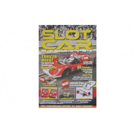 Slot Car Magazine n°54