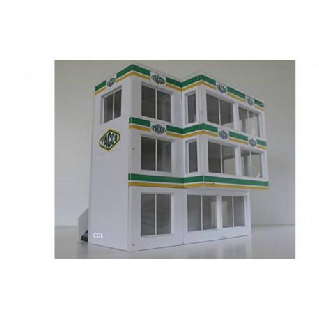 GP Miniatures ROUEN kit tour de chronométrage