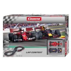 Carrera coffret Evolution DTM SPEED DUEL